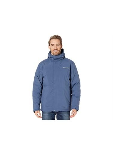 Columbia Columbia Erkek Horizon Explorer Yalıtımlı Ceket Mavi